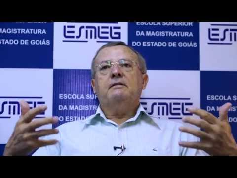 Juiz José Proto aborda em vídeo o tema