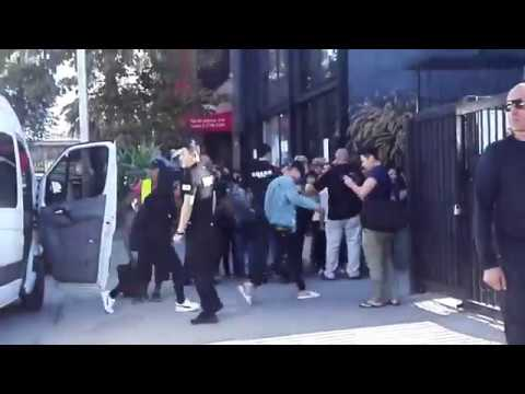 BTS first stop at Korean BBQ Restaurant in Chile