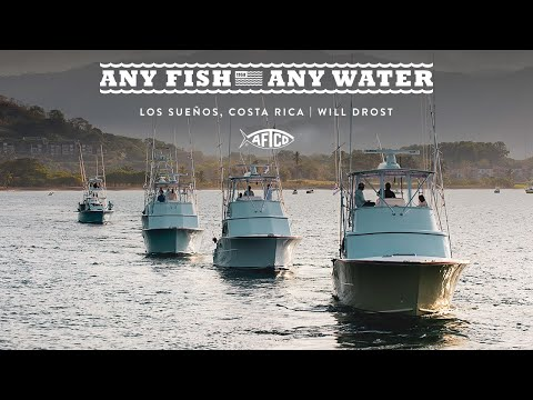 Any Fish, Any Water Ep.1 - Los Sueños, Costa Rica | Will Drost