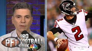 Offseason examination: Atlanta Falcons back to physical roots | Pro Football Talk | NBC Sports
