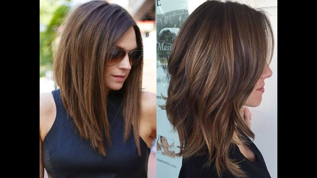 modern hairstyles for women long 2017