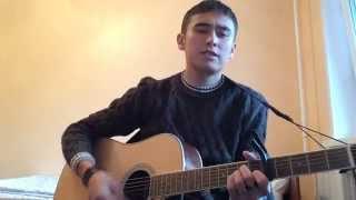 Все что мы любим секс наркотики - Jah Khalib на гитаре АККОРДЫ