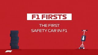 The First Safety Car In F1: 1973 Canadian Grand Prix | F1 Firsts