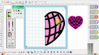 Draw Tool to Make Random Filigree in Existing Shapes.avi