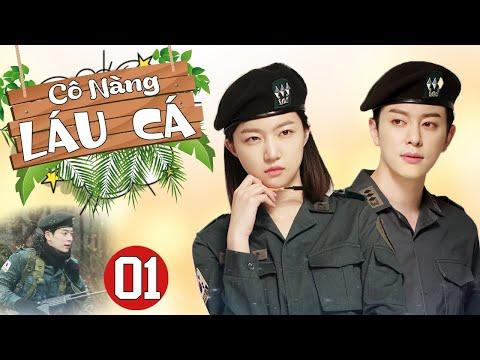 Cô Nàng Láu Cá - Tập 1 | Phim Tình Cảm Hàn Quốc Mới Hay Nhất - Thuyết Minh