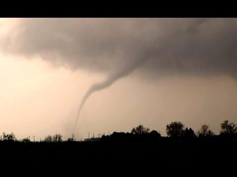 February Tornadoes near Jacksonville, Illinois - 2/20/2014