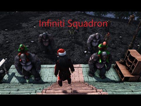 Infiniti Squadron- Christmas Events 2020