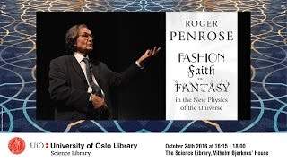 Roger Penrose: Fashion, Faith and Fantasy in the New Physics of the Universe