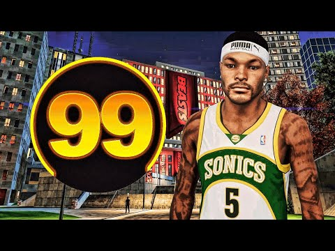 LIFE AS A 99 OVERALL 2-WAY THREAT IN NBA 2K21 NEXT GEN...  