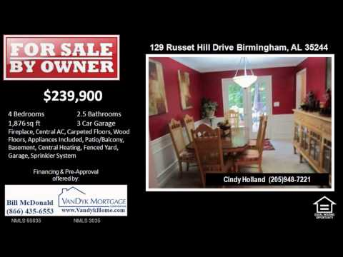 4 bedroom Home for Sale near South Shades Crest Elementary School in Birmingham AL