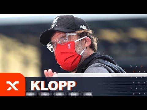 Jürgen Klopp wird nach Schimpfwort vom Pressesprecher gerüffelt | FC Liverpool | Premier League