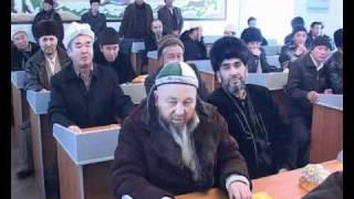 Osh Ilahiyat  Fakultesi Imamlar Kursu (1)
