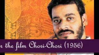 ei raat jaga pakhi  based on Ye Raat Bhigi Bhigi Srikanto Acharya & Sadhna Sargam
