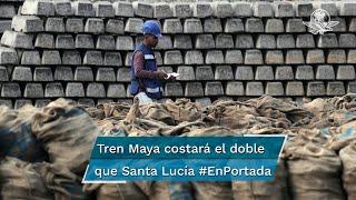 El monto es 14 veces más a lo solicitado en Salud para atender pandemia; el mayor beneficiado será Quintana Roo con proyectos por 40 mil millones de pesos adicionales a construcción de ferrocarril