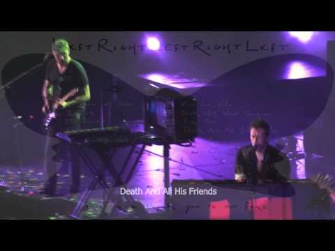 Coldplay - LRLRL - Fix You - Death & All His Friends - The Scapist