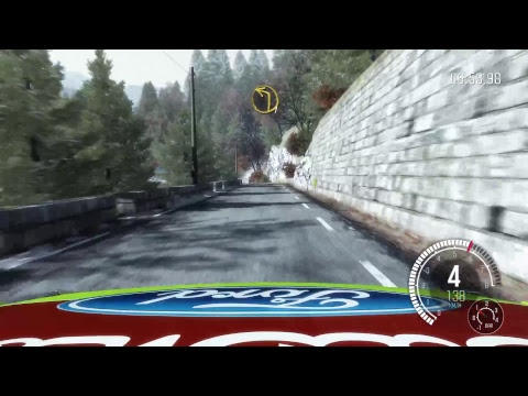 Dirt Rally - RE-LIVE - Ford Focus WRC - Rally Monte-Carlo Part 1