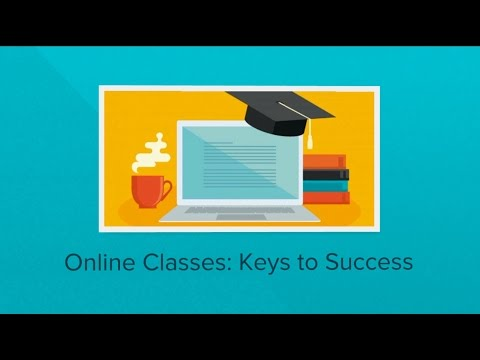 Online learning: Keys to success