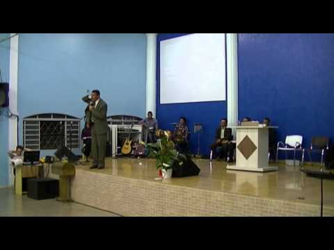 Cruzada Pentecostal 5º parte Pr Jose Carlos Freire