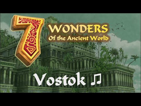 Vostok (7 Wonders of the Ancient world Soundtrack)