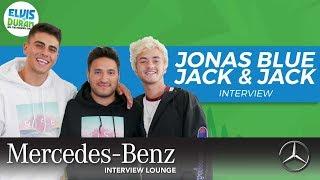 Jonas Blue with Jack & Jack on