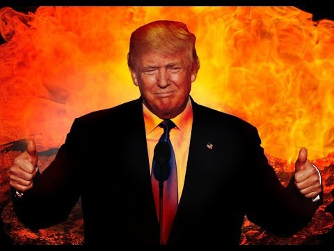 """TRUMP --""""THE CALM BEFORE THE STORM"""""""