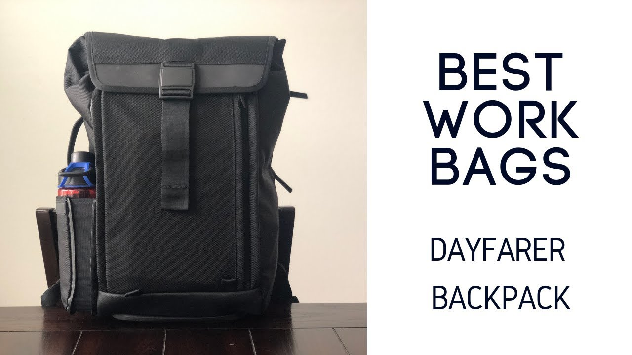 Best Work   Gym Bags  Farer Designs Dayfarer Backpack Review - YouTube eb9864cf51e94