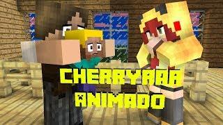 CHERRYRAR ANIMADO (TIVEMOS UM FILHO!! Super CasalCraft)