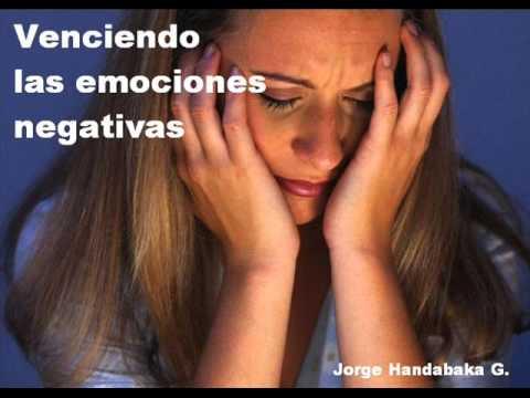 Venciendo las Emociones Negativas (Aléjate del infierno)
