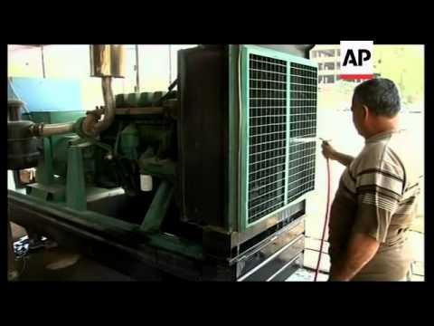 Iraqis still lack power, despite massive investment