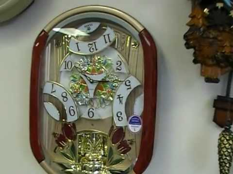 Musical Motion Clock
