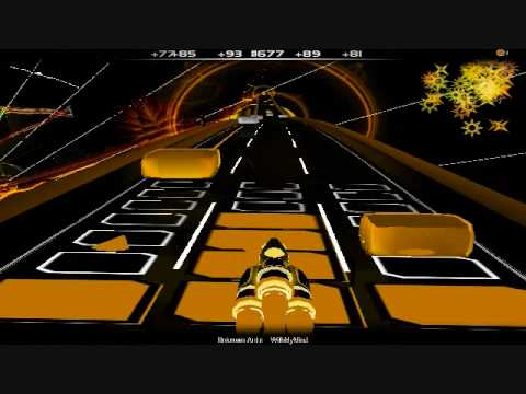 With My Mind  Cold ╩ Audiosurf