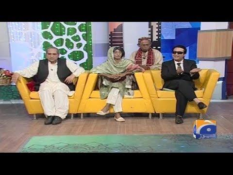 Khabarnaak - 11 August 2017 - Geo News