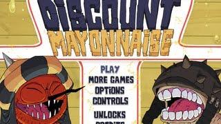 Discount Mayonnaise-Walkthrough