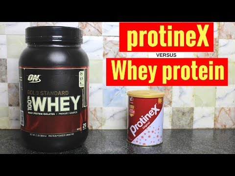 ₹300 PROTINEX Vs ₹3000 WHEY PROTEIN | The Shocking Truth!