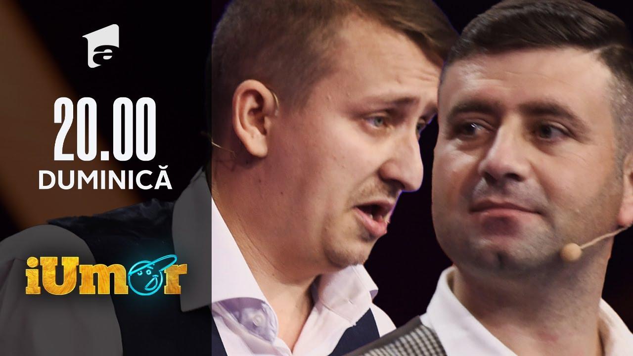 Semifinala iUmor 2020   Hari Gromosteanu și Mihai Costea au scris balada iUmor