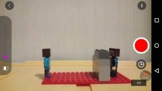 Как сделать лего анимацию урок.