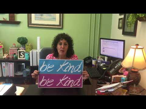 Gorrie Elementary School, Be Kind