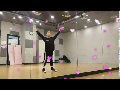 [키즈인댄스] 나하은(Na Haeun) 있지(ITZY) – 달라달라(Dalla Dalla) 댄스 연습 스케치. Practice Ver.