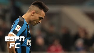 Inter Milan vs Napoli recap Inter emotionally drained from derby win Marcotti Coppa Italia