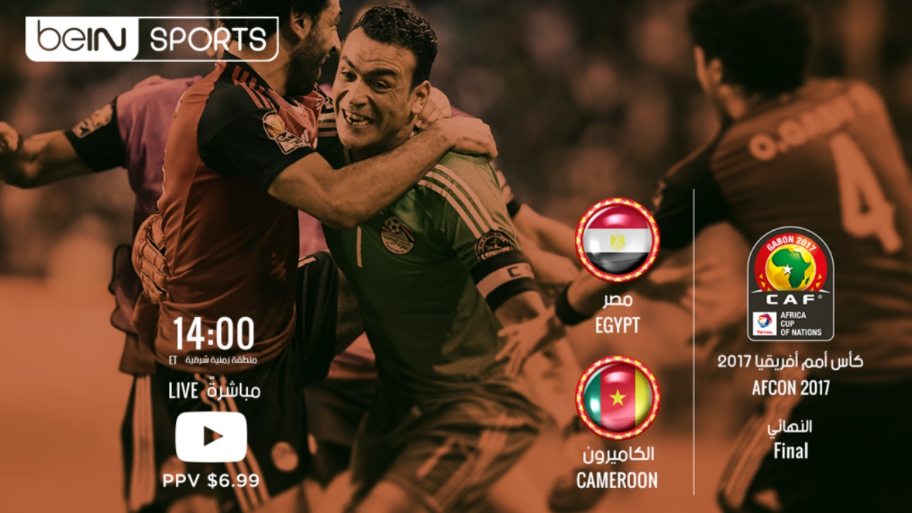Afcon final egypt vs cameroon youtube afcon final egypt vs cameroon sciox Choice Image