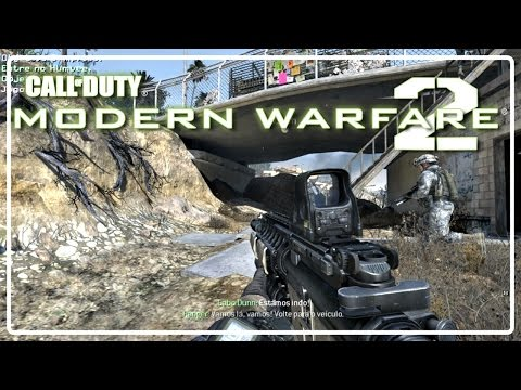 "Call of Duty Modern Warfare 2 Detonado # 1 "" Inicio da Guerra "" [ PT BR ]"