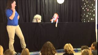 Apl Puppet Show: The Perfect Dog?