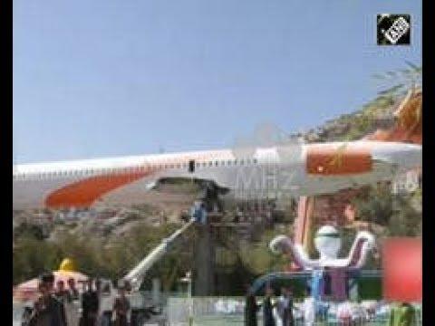 Afghanistan News  - Depreciated airplane to be used as restaurant in Afghan capital Kabul
