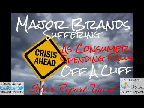 Mass Layoffs 758,000 Jobs Erased! Retail Crisis From Economic Collapse 2017!