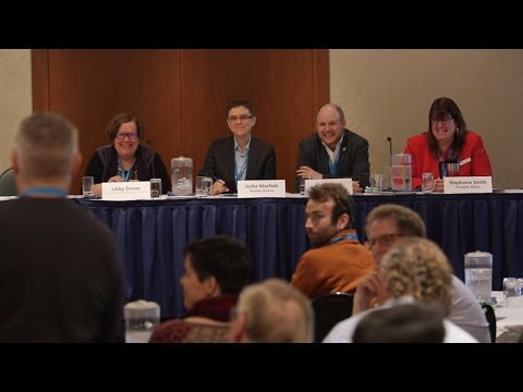 2017 High Ground: Leadership in Transitioning Times Panel