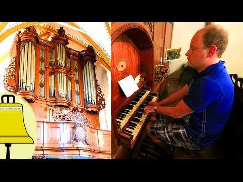 Lied 978, Aan U behoort, o Heer der heren: Samenzang Hervormde kerk Bellingwolde