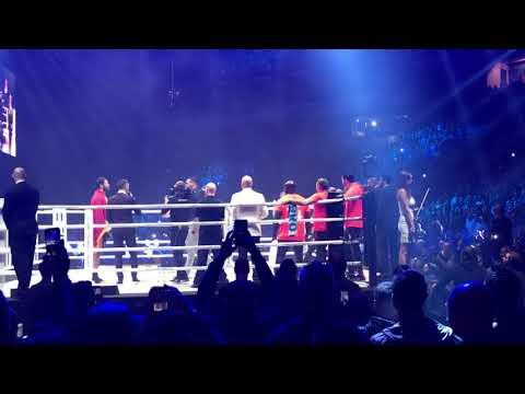 Badr Hari vs Jamal Bensadik Coming soon at Glory Kickboxing