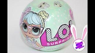 L.O.L Surprise! Кукла-сюрприз в шарике ЛОЛ. Не КИТАЙСКАЯ ПОДДЕЛКА!!!