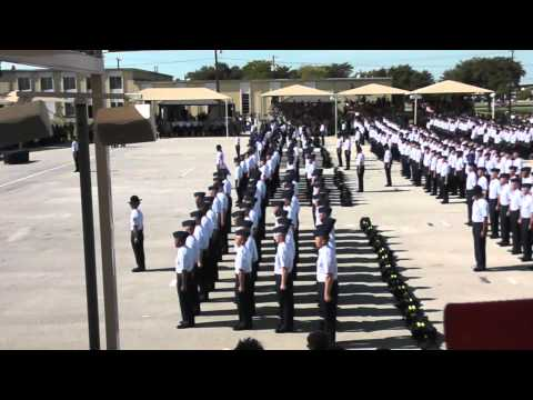 AirForce Bmt Graduation AirForce song