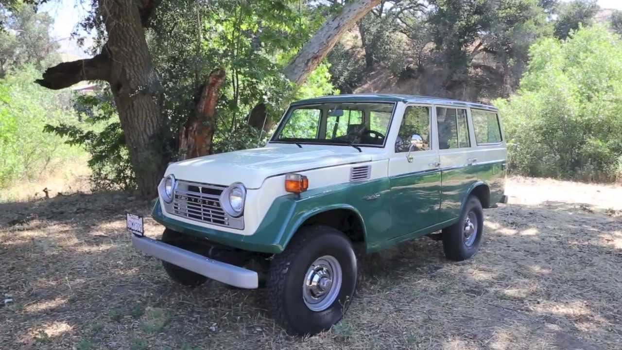 1979 Fj55 For Sale By Tlc Youtube 1973 Toyota Land Cruiser